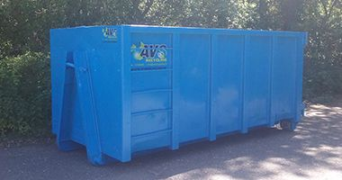 AVS Recycling container huren